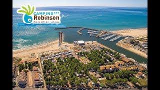 Flower Camping Robinson Marseillan Plage - Sommer 2017