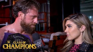 Drew Gulak confident after Cruiserweight Title retention: WWE Exclusive, Sept. 15, 2019