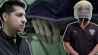 Trabajos Extraños Ep. 1 | Embalsamador de cadáveres thumbnail