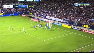 Concacaf Gold Cup 2015 - United States vs Honduras 07/07/2015 Full Match HD 720p