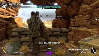Sniper Elite 3 - PC VS Xbox360 Graphics Comparison