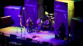 Neil Young and Crazy Horse - Born in Ontario - Key Arena - Seattle, WA - 11/10/12