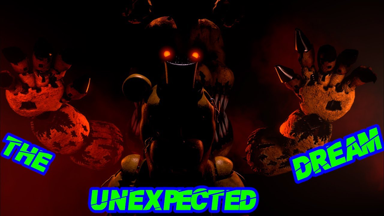 Download [SFM FNAF] The Dreams Within Season 1 Ep 9: The Unexpected Dream
