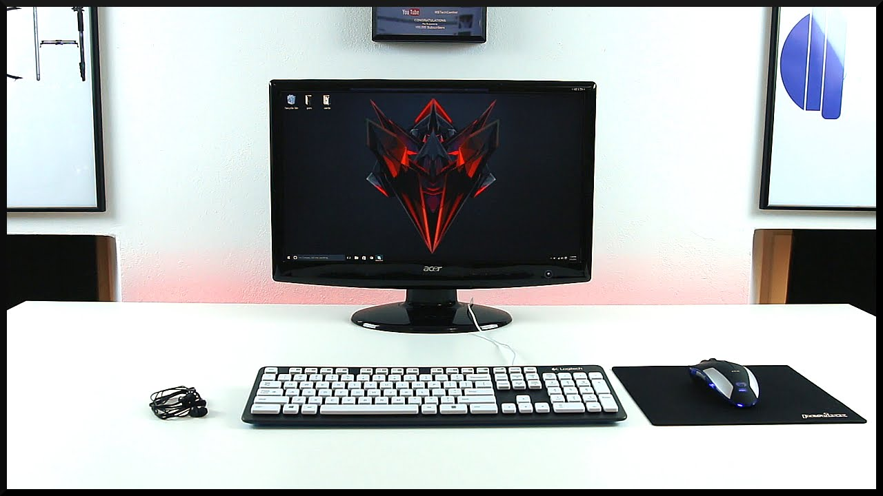 Best Gaming Setup For 93 Youtube