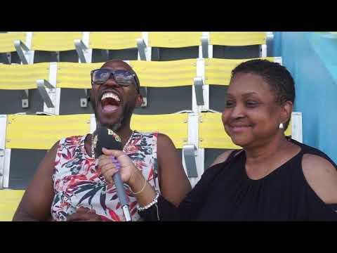 VID 3: Seani B X Buju Banton : Promoter Sharon Burke Interviews Me