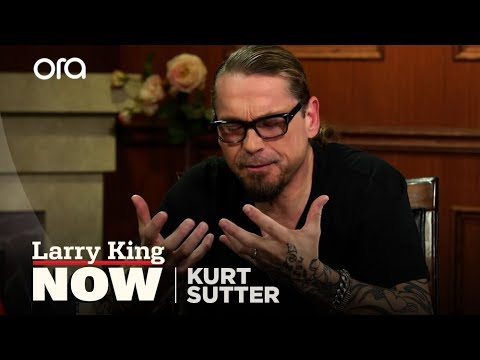 Please Don't Let This Show End! | Kurt Sutter | Larry King Now - Ora TV