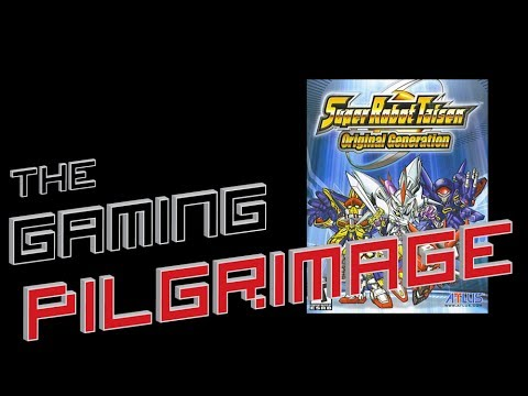 Super Robot Taisen/ Wars Original Generation Review (Super Robot Taisen Retrospective Pt 1)
