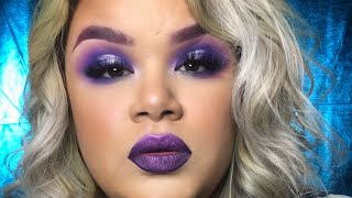 ONE COLOR CHALLENGE | NEW OFRA HIGHLIGHTER WITH NIKKIETUTORIALS