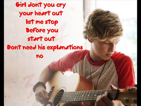 Cody Simpson - Don't cry your heart out [Lyrics]