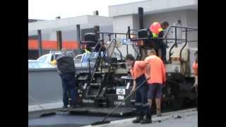 Asphalt paving in Pakenham VIC.(part 2)
