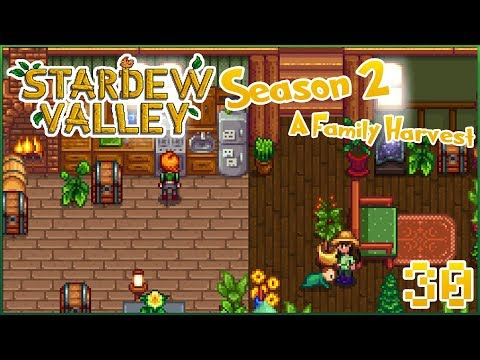 Treasured Moments of a Family Harvest 🍂 Stardew Valley - Episode #30 Season 2