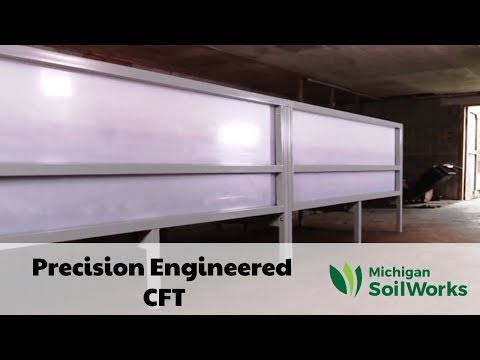Precision Engineered CFT Vermicomposter