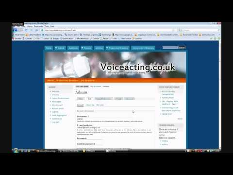 Tutorial: How to create a voice acting resume and find voice actors