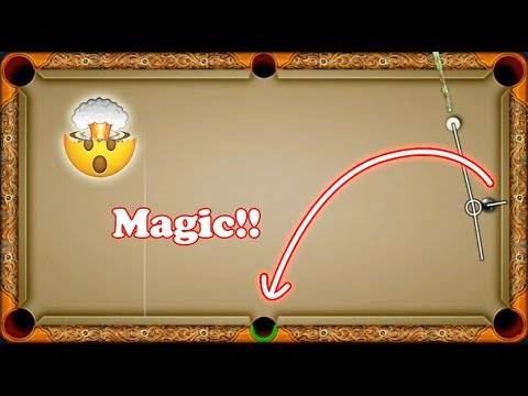 Magical Trick Shots In 8 Ball Pool - Giveaway Winner!!
