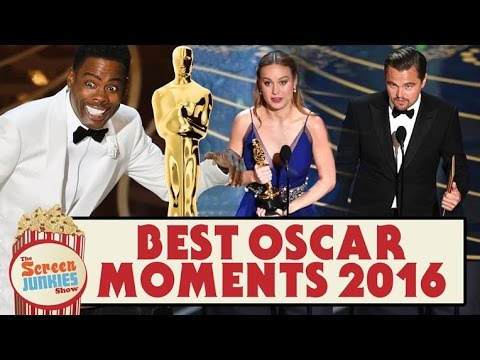 Oscars 2016 Review: Academy Award Awards - Leo Wins, Chris Rock Hosts!