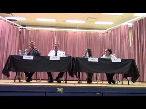 Trafficking Panel January 2018