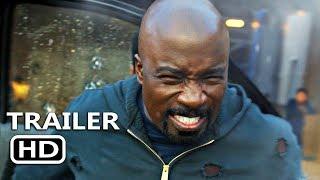 MARVEL'S LUKE CAGE Season 2 New Trailer (2018) Netflix