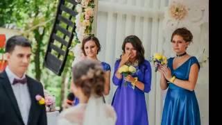 Свадьба Никиты и Наташи. Видео было показано в день свадьбы в конце банкета