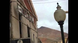 2007 Bolivia   Dia 98   Potosi, Cerro Rico de Potosi, La Montagne d