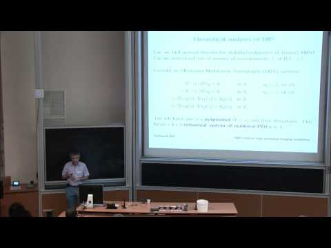 Guillaume Bal: High-contrast High-resolution Coupled Physics Imaging Modalities