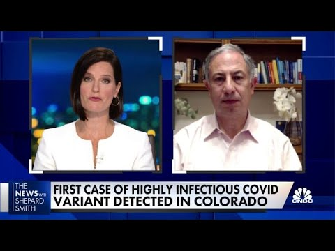 First case of highly infectious Covid-19 variant detected in Colorado