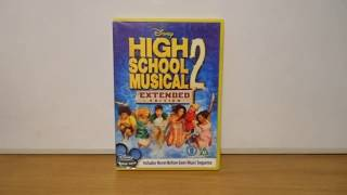 High School Musical 2 (UK) DVD Unboxing (New Version)