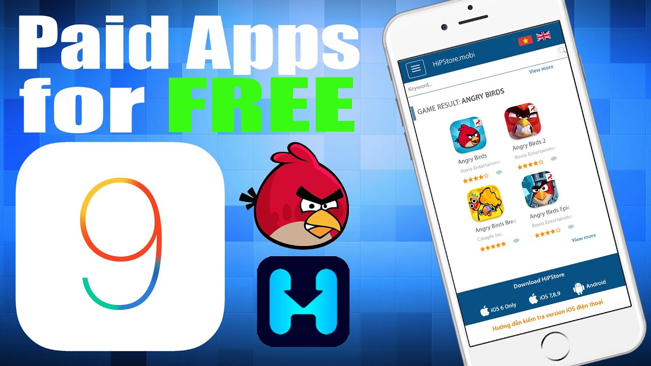 How to Install HIPStore on iOS 9 2 NO JAILBREAK - Paid Apps for FREE  (iPhone/iPod/iPad)
