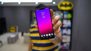 LG G7+ ThinQ | مراجعة جهاز الجي جي 7+ ثنكيو