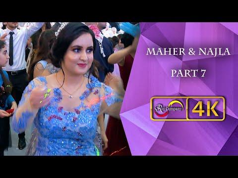 Maher & Najla - Part 7 - Ultra HD 4K - Aras Rayes & Honar Kandali - By Roj Company