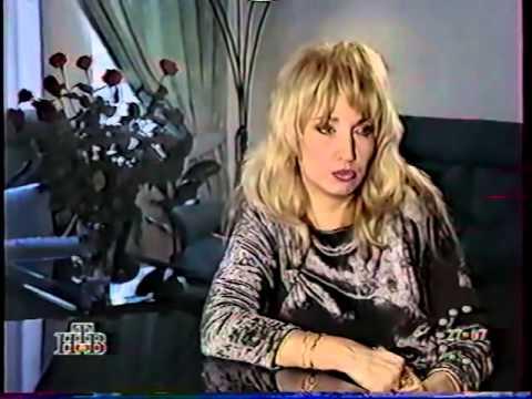 Видео: Ирина Аллегрова  Интервью НТВ Новости шоу бизнеса