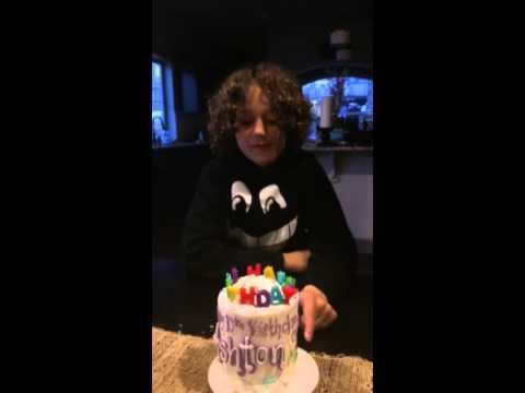 Happy Birthday Ashton