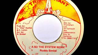 Download lagu Ruddy Simbal - A So The System Work