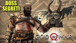 KRATOS vs VALCHIRIE: BOSS SEGRETI God of War! God of War Valkyrie Guide PS4 Gameplay ITA By Gioseph