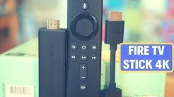 Fire TV Stick 4K - Great for Netflix and Amazon Prime Video