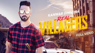Real Villagers - Kanwar Dhindsa (Official Video)   Game Changerz   Bang Bang Music