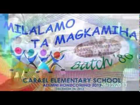 CARAEL ELEMENTARY SCHOOL BATCH '80