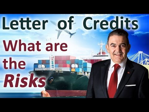 Alert - What Can Go Wrong with a Letter of Credit