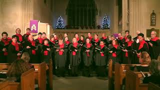 """In dulci jubilo"" - arr: R.L. Pearsall, - The Stairwell Carollers"