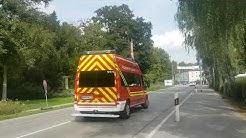 (Einsatz wären der Veranstaltung/beinahe Unfall) LZ Feuerwehr Dachau + MLF FF Dachau Abt. Pellheim