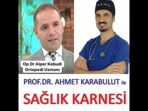 DİZ HASTALIKLARI (EN TEMEL BİLGİLER) - OP DR ALPER KEBUDİ - PROF DR AHMET KARABULUT