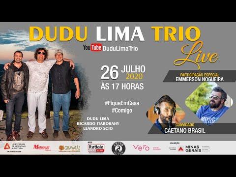 Live Dudu Lima Trio #fiqueemcasa #comigo