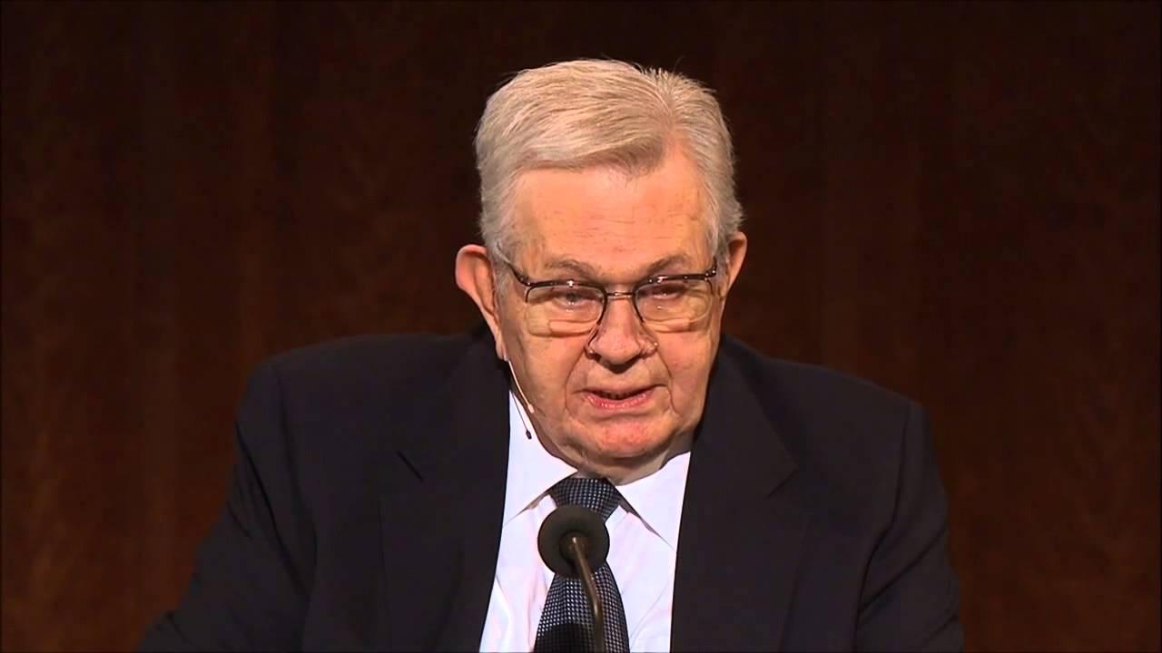 El Poder del Sacerdocio - Elder Boyd K. Packer - YouTube