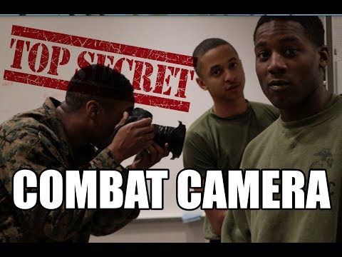 A Day In The Life Of An Enlisted Combat Camera Marine II