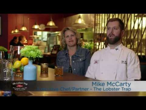 Kim Murray And Mike McCarty - The Lobster Trap In Asheville, NC