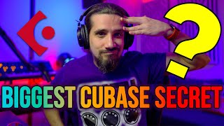 Most Cubase users NEVER use this feature- and they're missing out! #cubase #cubase tips