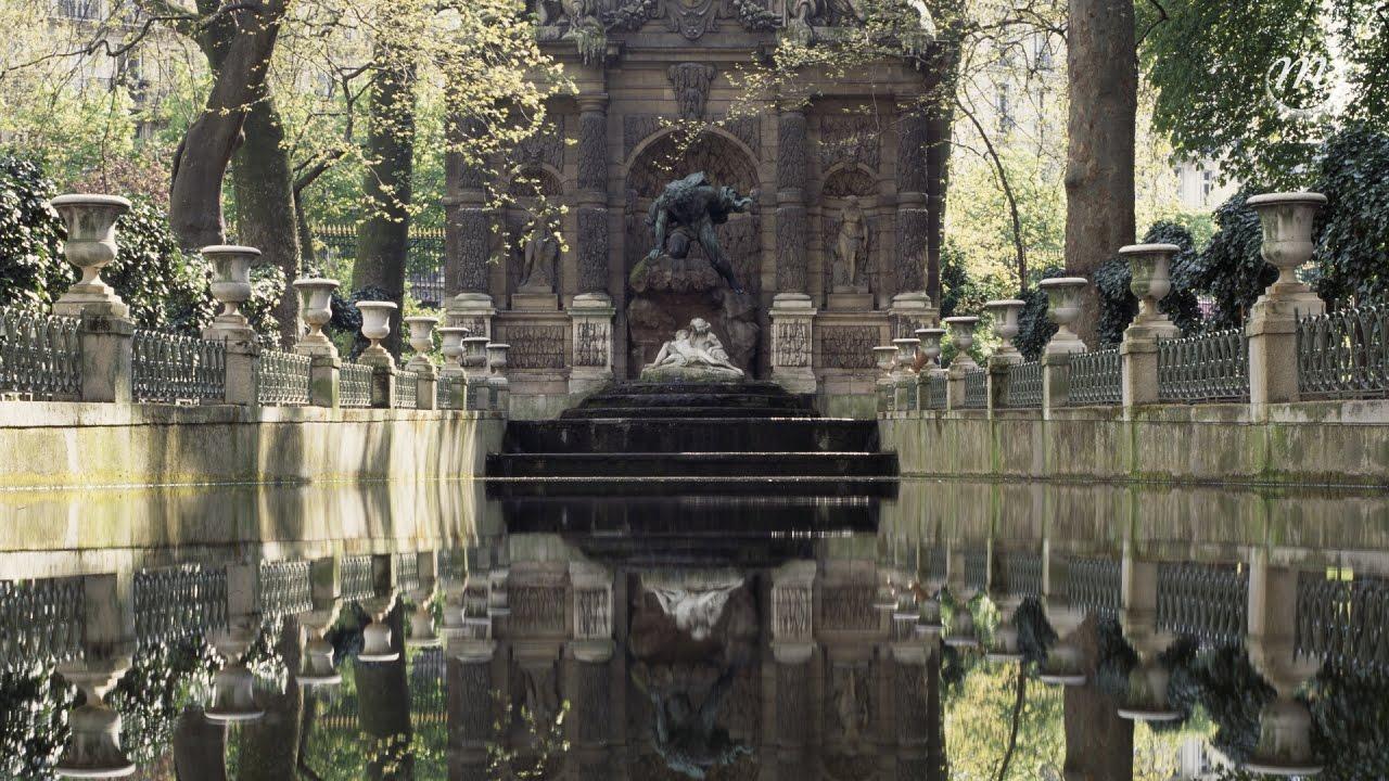 Douceur et s r nit au jardin du luxembourg youtube for Au jardin du luxembourg