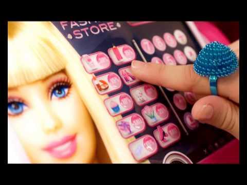 Registratore di cassa di Barbie
