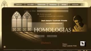 Homología servicios