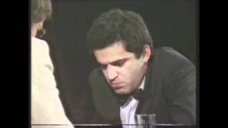 Short Vs. Kasparov - Speed Chess Challenge Final Game