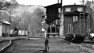 Chama, New Mexico Train Yard